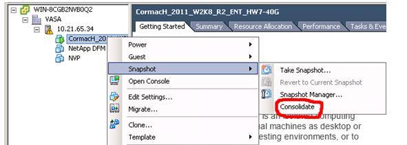 server consolidation
